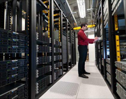 Mocne serwery, usługi przyjazne dla klienta